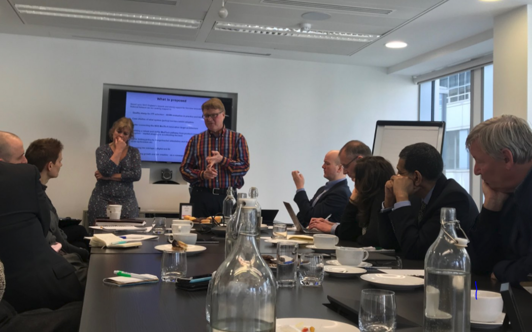 Health Tech Alliance and AHSNs explore how to better collaborate with one another