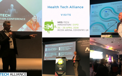 Highlights from the Med Tech Innovation Expo 2018 (25th & 26th April 2018)