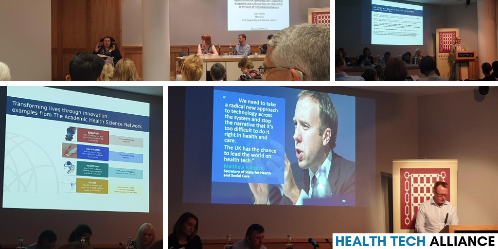 Health Tech Alliance attend Westminster Health Forum event on healthtech