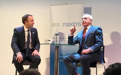 Matt Hancock talks Long Term Plan and innovation