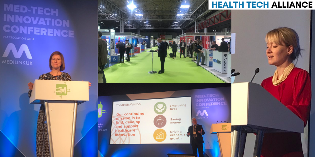 The Future of MedTech looks bright at this year's MedTech-Innovation Expo
