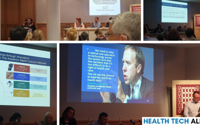Health Tech Alliance attend Westminster Health Forum event on healthtech