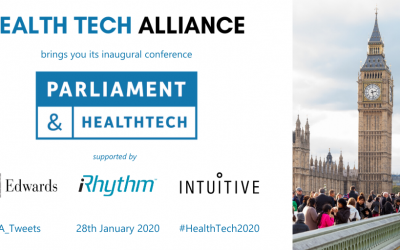 Matt Hancock confirmed as keynote speaker for inaugural Parliament & Healthtech Conference